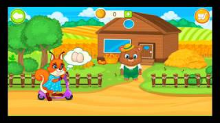 Farm games | happy farm game | games for kids
