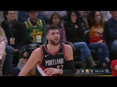 Portland Trail Blazers vs Utah Jazz : January 21, 2019