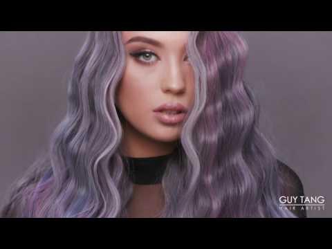 Prismatic Balayage Hair Color
