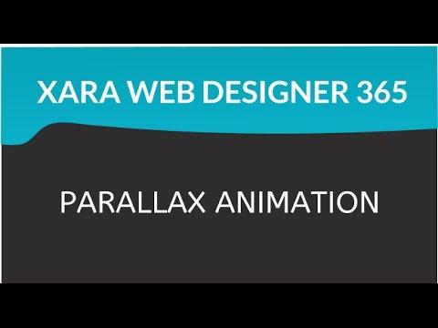 Web Designer 365 Premium: New Parallax Scroll Animation Effect Lesson 2