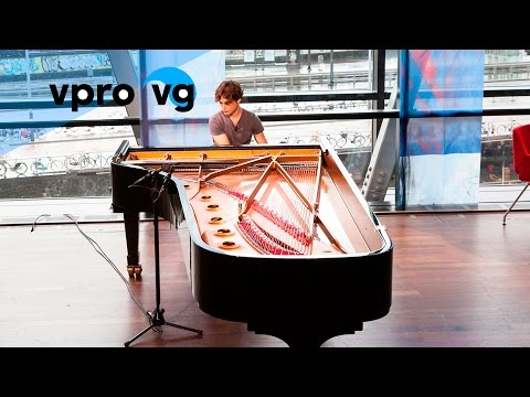 Thomas Enhco - Looking for the Moose (live @Bimhuis Amsterdam)