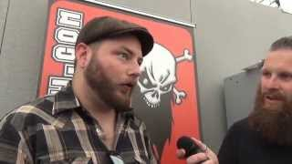 Black Dahlia Murder Interview Download Festival 2014