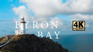 BYRON BAY 4K | VÍDEO CINEMATIC TRAVEL | NEW SOUTH WALES - AUSTRALIA