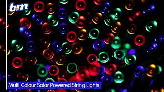 Eveready LED String Lights - Multi Colour | B&M Stores