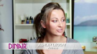 Dinair Airbrush Makeup Review by Ashley Leggat