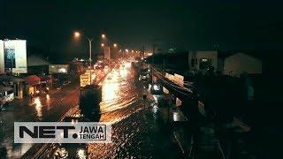 Hujan Tak Kunjung Berhenti Membuat Banjir Datang Kembali - NET JATENG