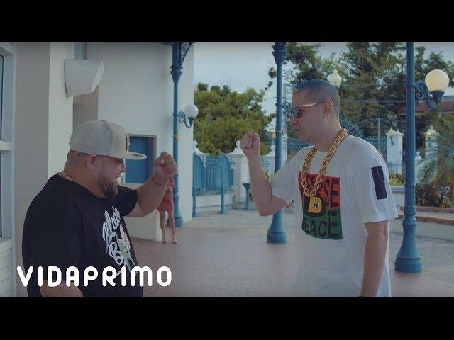 Ñejo x Jamsha - Me Pegó Algo [Official Video]