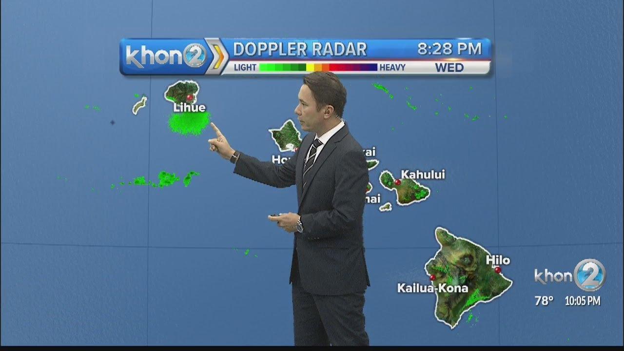 Justin Radar Kauai