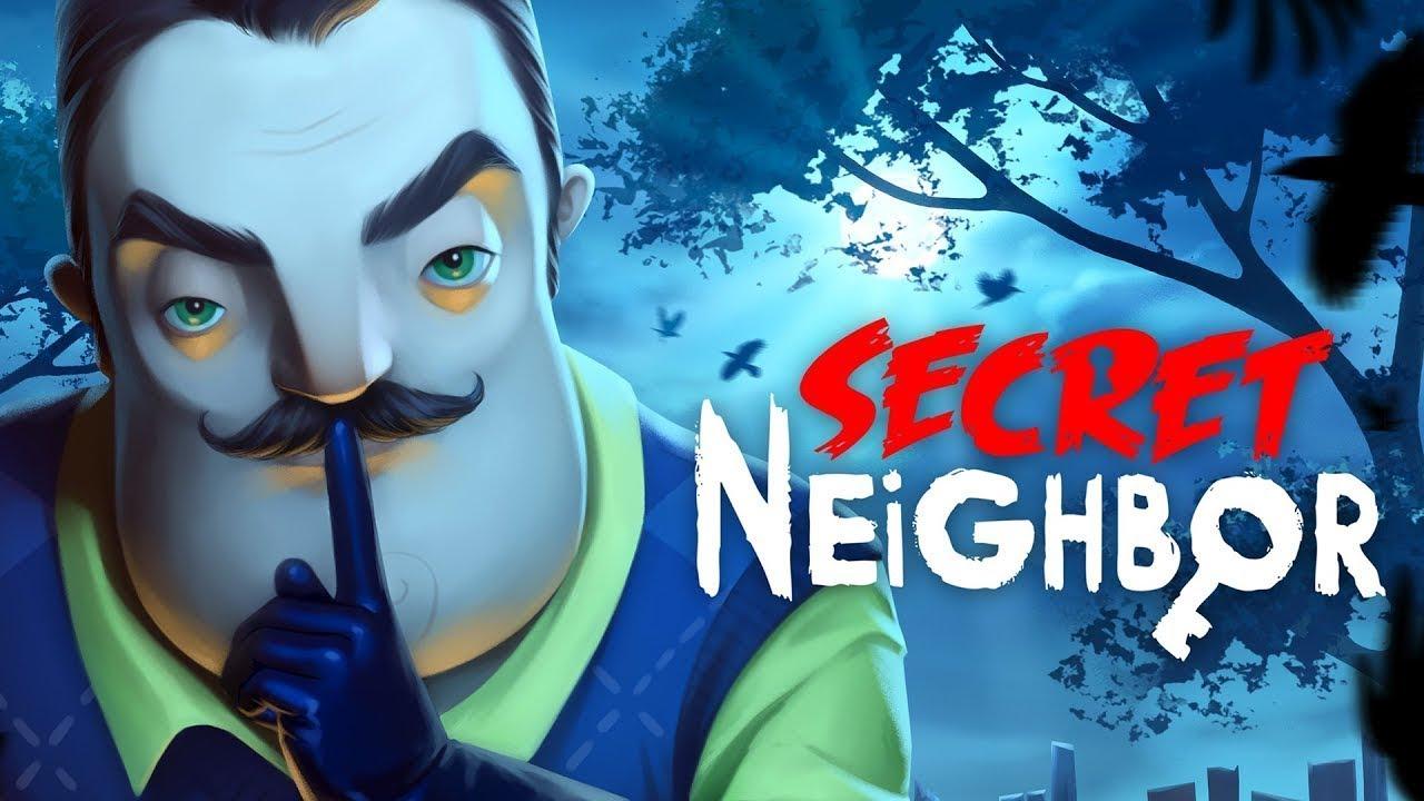 играю с моими подписчиками в secret neighbor стрим (ссылка ...