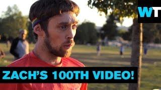 Zach Anner's Milestone Workout Wednesday | What's Trending Now
