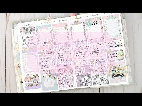 Plan with Me // The Planner Society