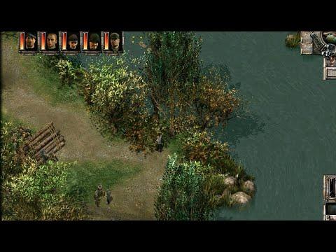 Commandos 2 Men Of Courage Remaster HD : Bonus Mission 3 [1080p 30fps] (High Quality) |