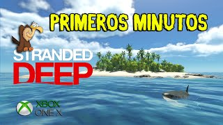 Vídeo Stranded Deep