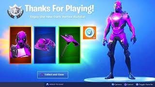 *NEW* DARK VERTEX REWARDS in Fortnite!