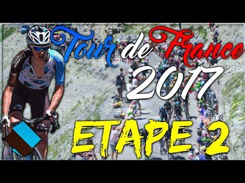 TOUR DE FRANCE 2017 | ETAPE 2 : DÜSSELDORF › LIÈGE