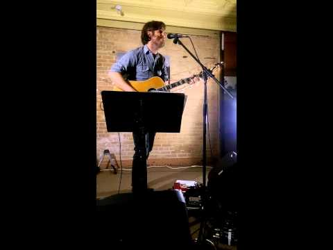 "Graham Colton performing ""If He Makes You Cry"""