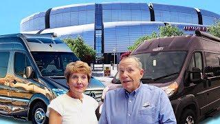 Least VS Most Expensive Class B Campervans   Super RV Show