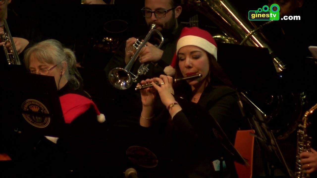 Concierto de Navidad 2018 de la Banda Municipal de Música de Gines