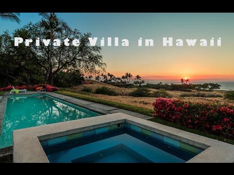 Private Hawaiian Villa For Rent - The Big Island