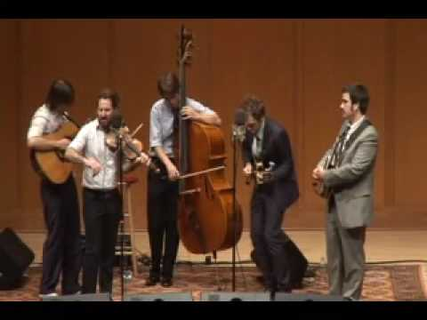 Punch Brothers: Packt Like Sardines in a Crushed Tin Box (Live)