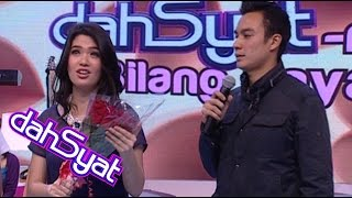 Pica Dapat Bunga Dapat Bunga Dari Baim Wong - dahSyat 02 September 2014