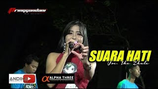 Gambar cover SUARA HATI (Evie Tamala) - Terbaru ALPHA THREE AUDIO & LIGHTING Pringgondani Live Jetak Pamotan