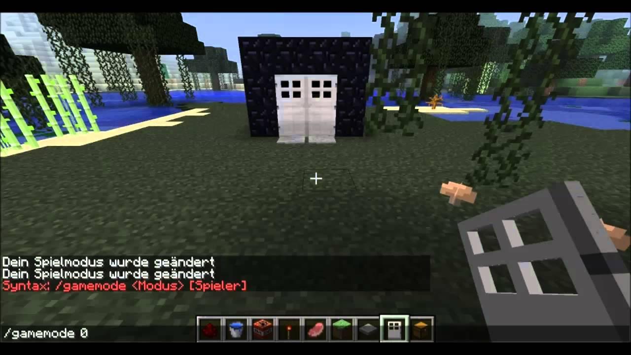 Die Besten Fallen In Minecraft Deutsch HD YouTube - Minecraft spieler fallen