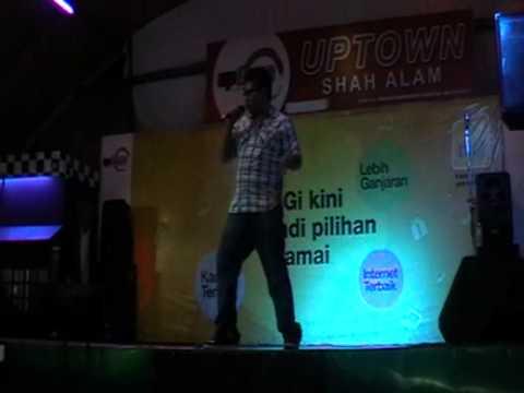 Peserta 5 @ Uptown Shah Alam Karaoke Talent   Mohd Ashraf