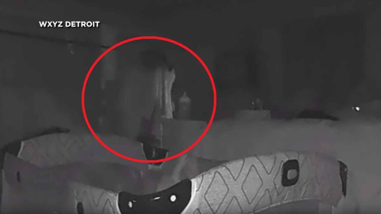 Download Ghost Caught on Nanny Cam? See the Creepy Video, Plus More of This Week's Crazy Stories