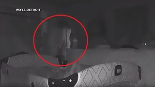 Ghost Caught on Nanny Cam? See the Creepy Video, Plus More of This Week's Crazy Stories