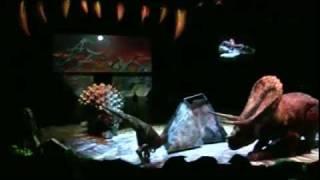 Walking with Dinosaurs Live 2009 T-Rex - Tyrannosaurus Rex  WARS SCARY DINOSAUR FIGHTING KINGS