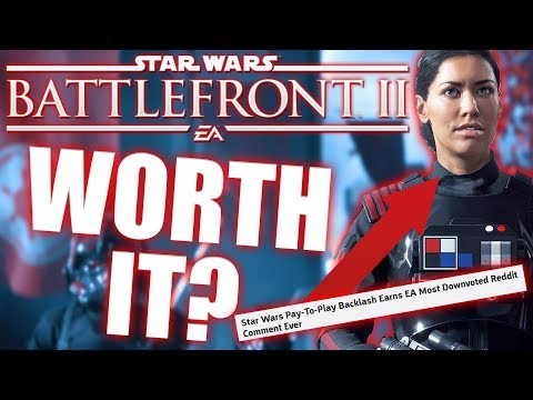 EA Ruined Star Wars Battlefront 2? - Worth Buying It? Review (Pay To Win)?