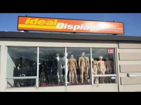 Retail Display Accessories And Shop Fitting Toronto, ON, Canada