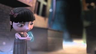 dolls cg animated short film by arnov b chaudhury