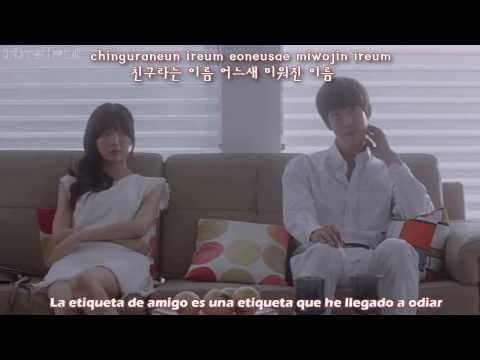 F(x) - Goodbye Summer ft. D.O de EXO MV [Sub Español + Hangul + Rom]