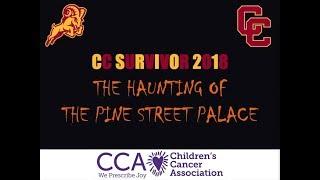 Children's Cancer Association Fundraiser 2018- Central Catholic HS- Day 1