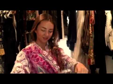 At home with Lexi Ainsworth