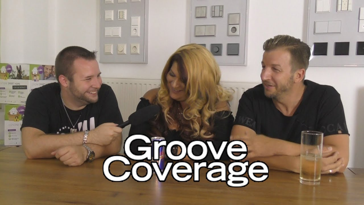 Groove Coverage Interview @ Augustwiesn Hollabrunn (2017