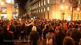 La vergüenza de España !! Corrupción política Vs Respuesta ciudadana. Año 2013