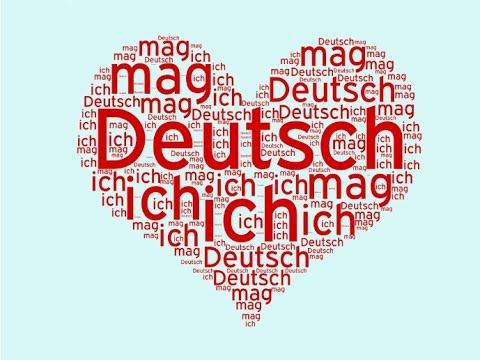делаем облако слов: ich mag Deutsch