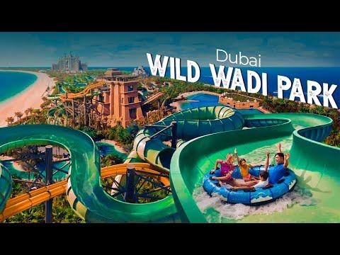Wild Wadi Park – Dubai   Most Exciting Water Rides In UAE
