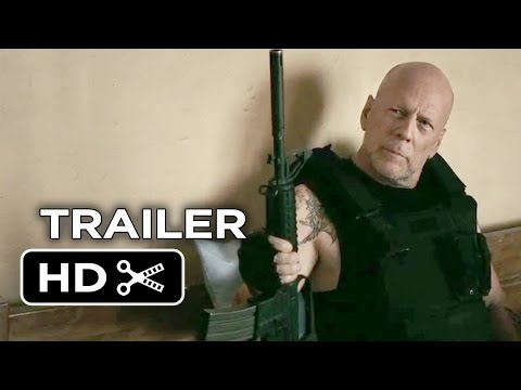 Rock the Kasbah Official Trailer #1 (2015) - Bruce Willis, B