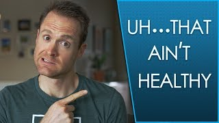 Vegan Health - Good News About Your Bad Habits