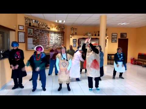 Carnaval - Helpidez Séniores (Bustelo e Vale de Anta)