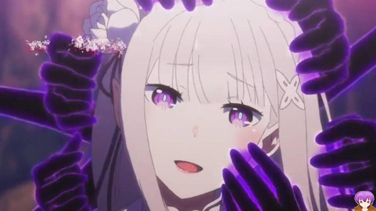 satella the witch of envys true goal rezero starting
