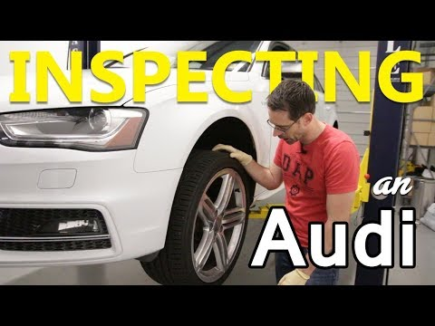 How to Check a B8.5 Audi S4 for Problems