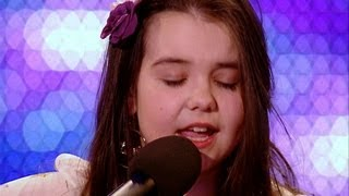 Lauren Thalia Turn My Swag On - Britain's Got Talent 2012 audition - Preview