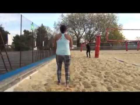 Tennis Workout Heather Watson