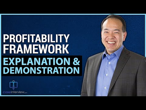 Case Interview Profit Framework (Video 6 Of 12)