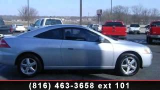 2004 Honda Accord Cpe - TDR Auto Plaza - Kearney, MO 64060